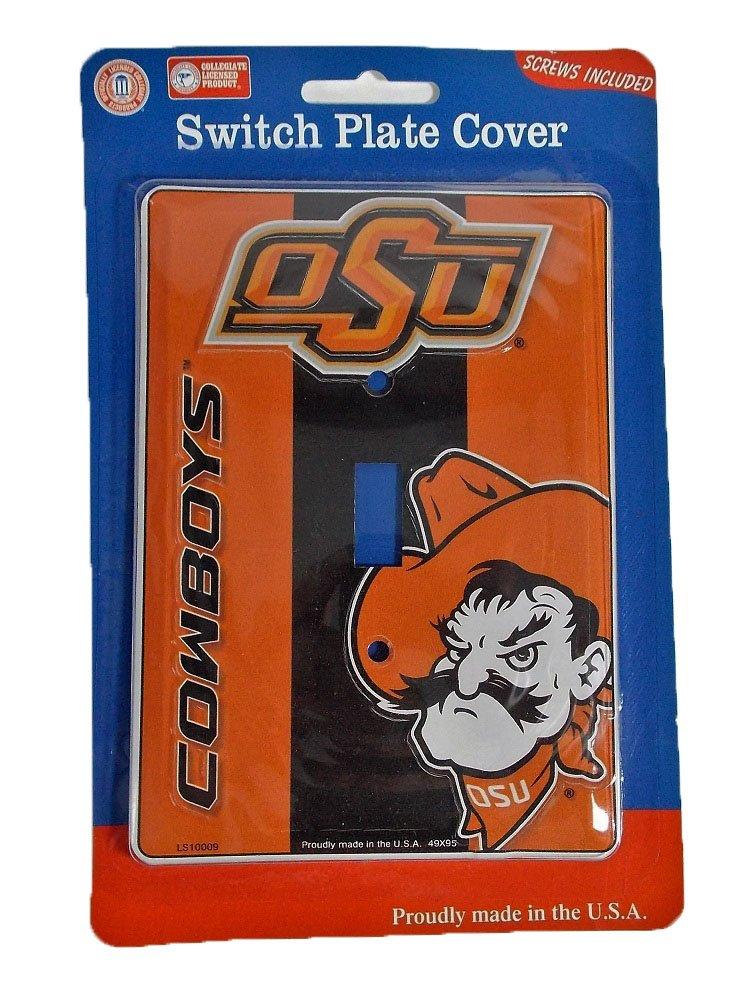 OSU Oklahoma State Cowboys Light Switch Cover NEW DESIGN