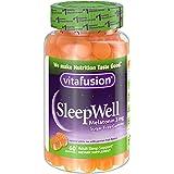 Vitafusion Sleep Well 褪黑素软糖 60粒 3瓶(包装随机发货)
