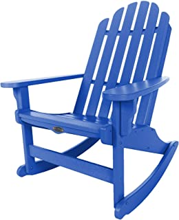 product image for Nags Head Hammocks Classic Adirondack Rocker, Blue