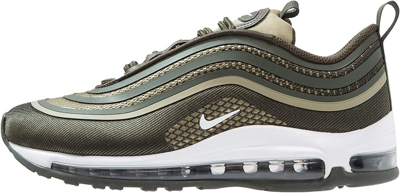 playa Paso Moviente  Nike AIR MAX 97 Ultra ' 17 GS 917998-300 Green: Amazon.co.uk: Shoes & Bags