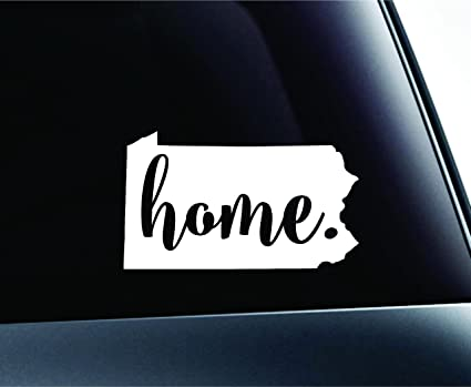 Amazon Com 3 Home Pennsylvania State Harrisburg Symbol Sticker