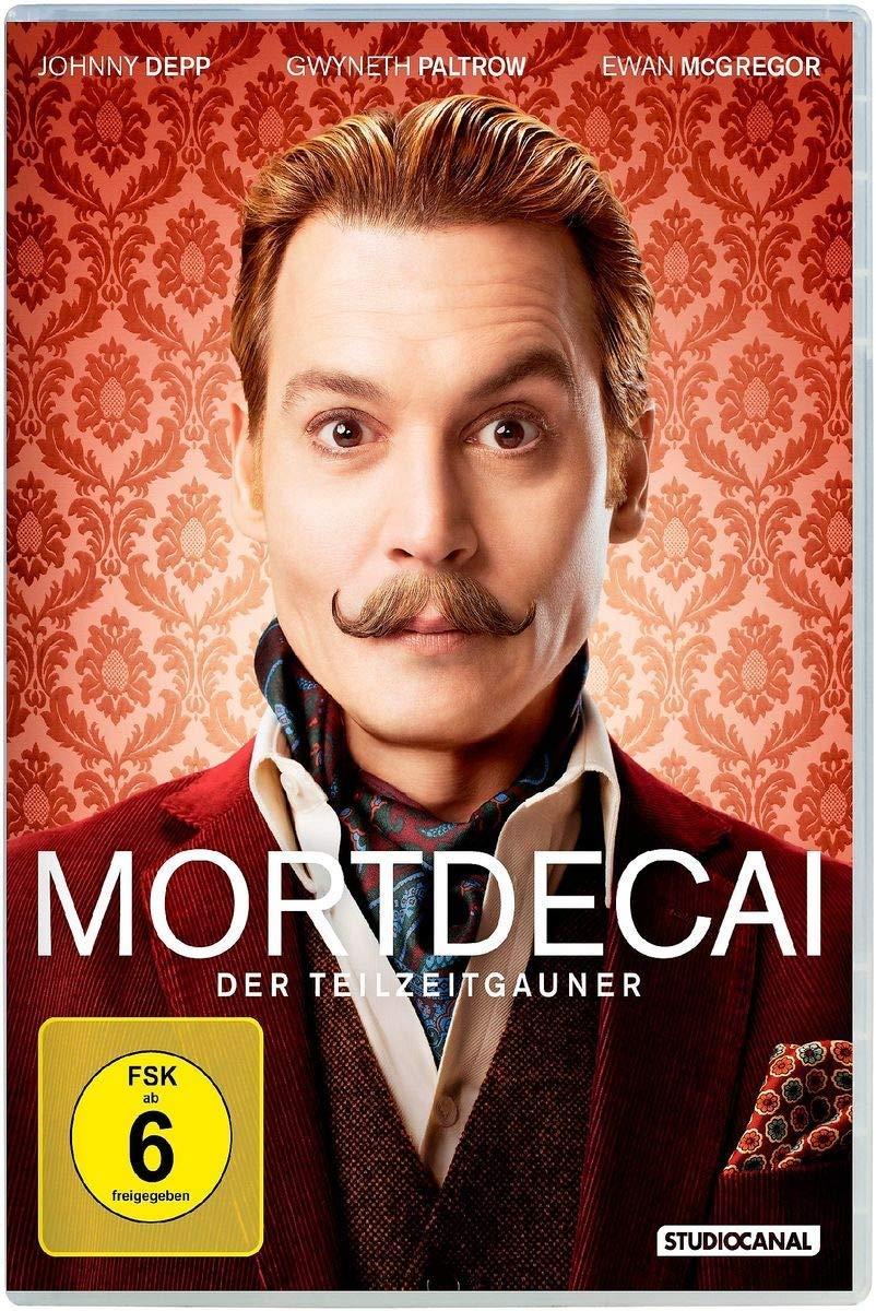 Mortdecai - Der Teilzeitgauner [Italia] [DVD]: Amazon.es ...
