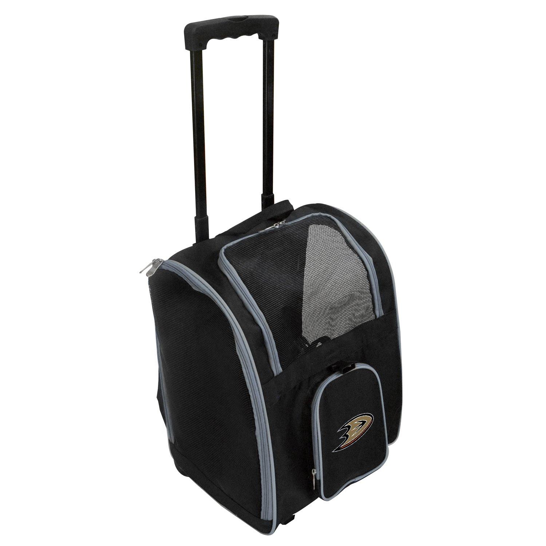 NHL Anaheim Ducks Premium Wheeled Pet Carrier