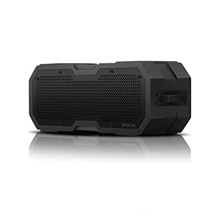 The 8 best photive cyren portable wireless bluetooth speaker black