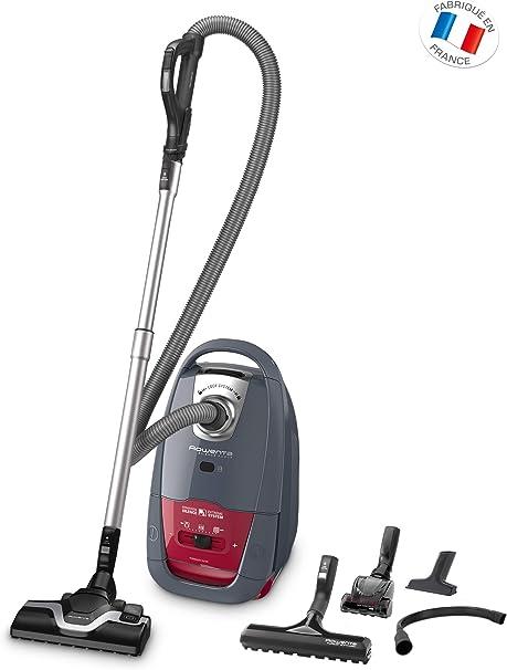 Rowenta - Aspirador con Bolsa, Potente y silencioso, 450 W, 4,5 L, Accesorios Especiales para parquet y Coche, Silence Force2 Home&Car RO7366EA: Amazon.es: Hogar