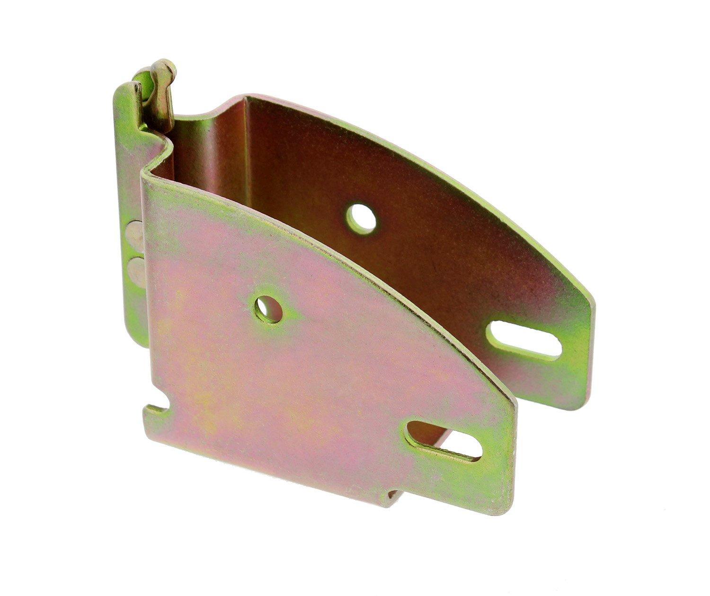 E-Track Lumber Hanger /& Cargo Storage Shelf Brackets ABN E Track Accessories Wood Beam Socket Spring Fittings 4-Pack