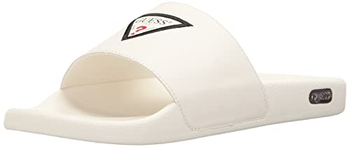 9e5c02bbf12333 GUESS Men s Isaac Flip-Flop  Buy Online at Low Prices in India ...