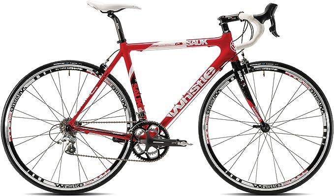 Whistle WHS.82 - Bicicleta de Carretera para Hombre, Talla M (165-175 cm), Color: Amazon.es: Deportes y aire libre
