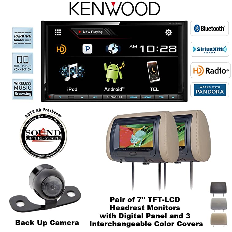 Top 20 Best Kenwood Ddx773Bh for 2017-2018 on Flipboard by