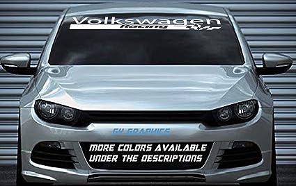 "7/"" x 40/"" Custom Car Windshield Window Vinyl Decal Banner Sticker"