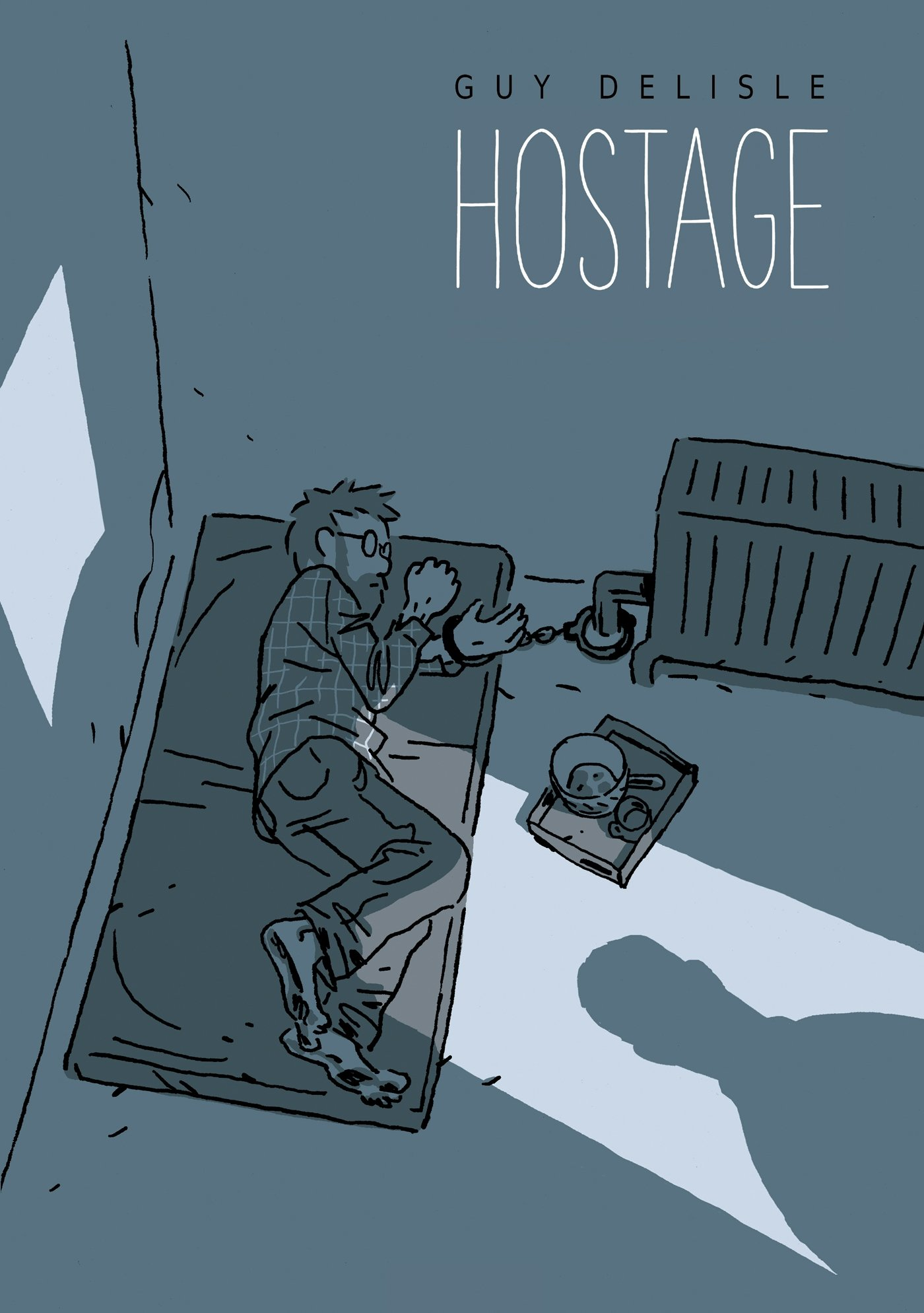 Image result for graphic novel hostage