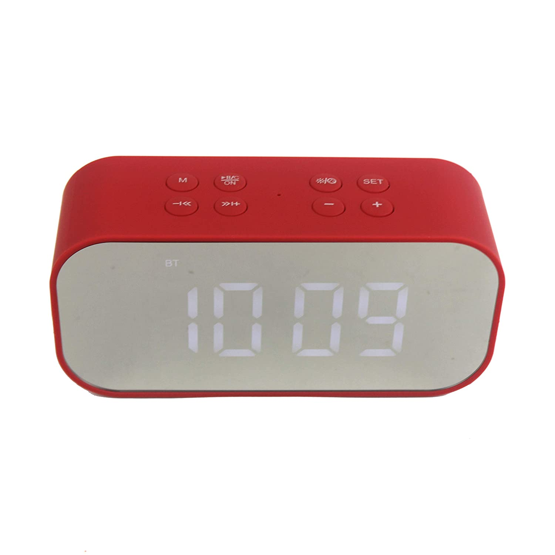 Amazon.com: Belle Amour Wireless Speaker with Alarm Clock ...