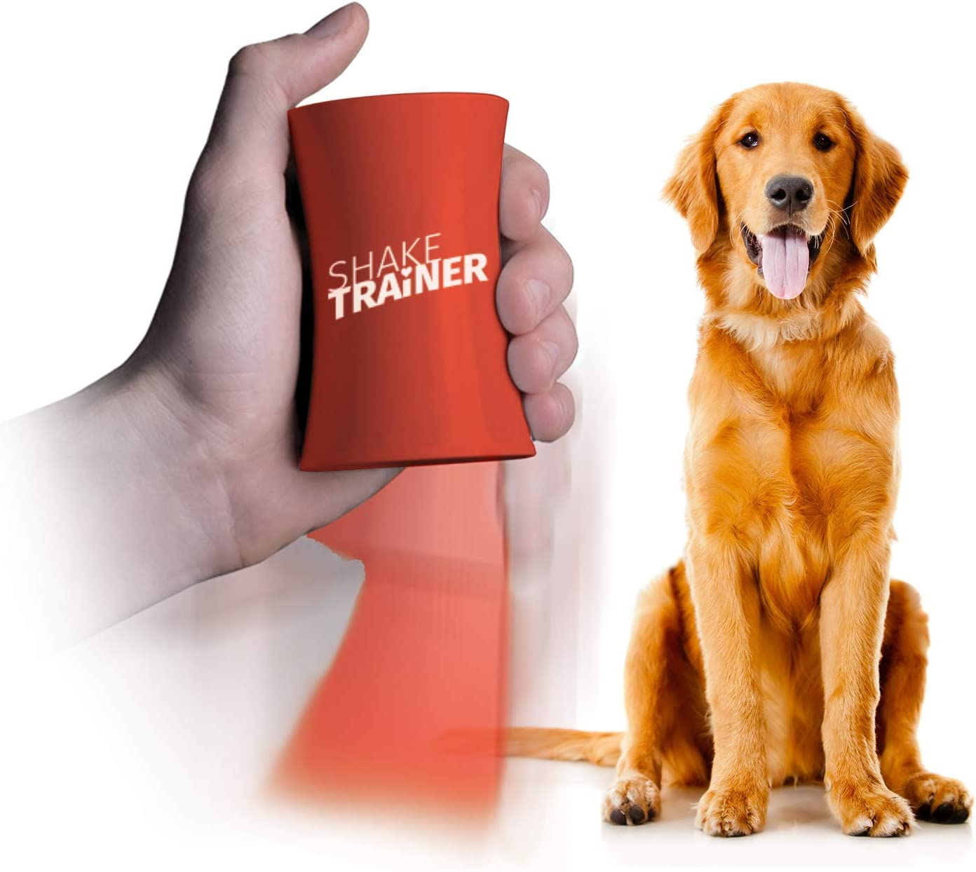 ShakeTrainer - The Original Premium & Complete Humane Dog Training Kit with Instructional Video - Stops Your Dog's Bad Behaviors in Minutes Without Shocking or Spraying - Easy to Use