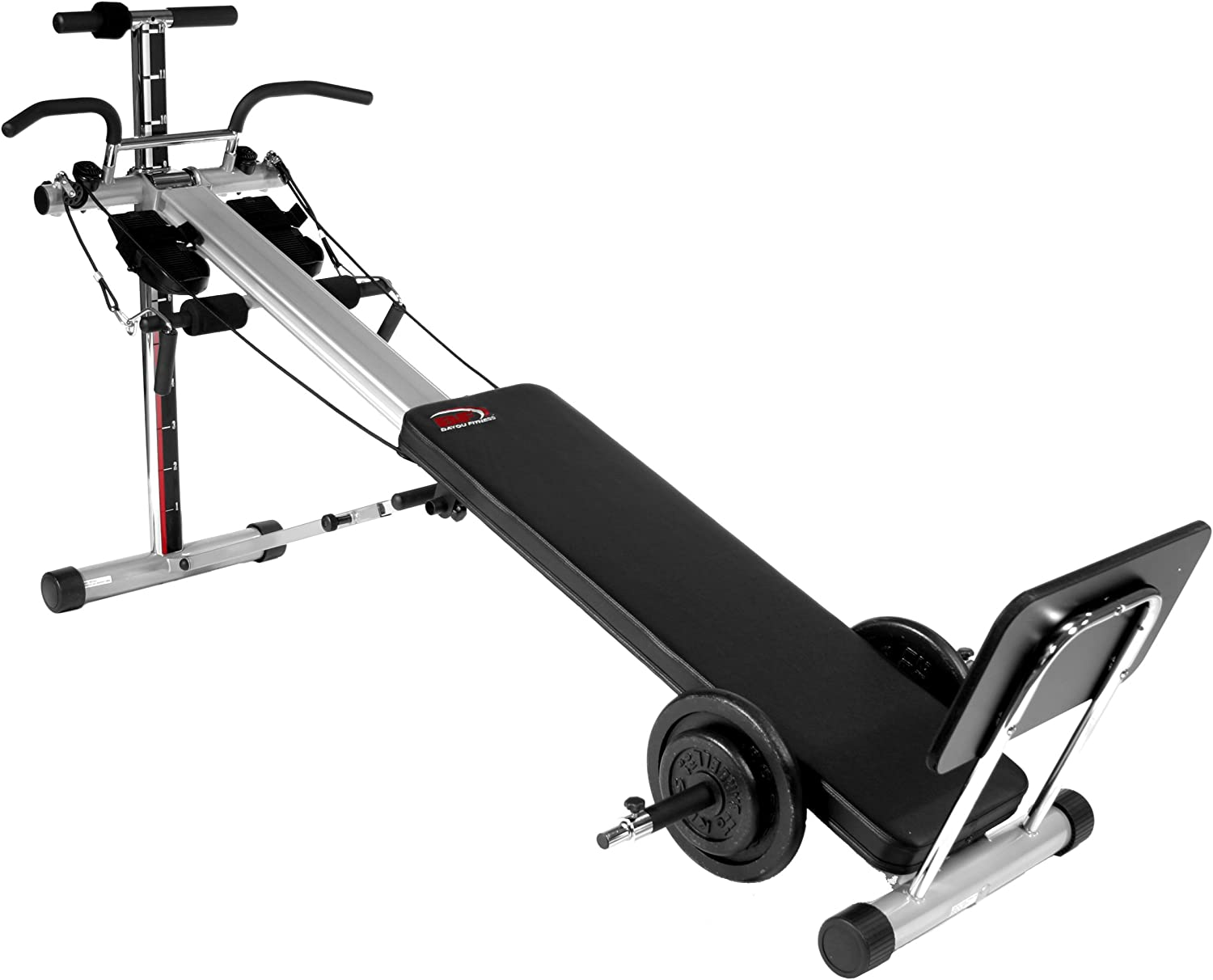 Bayou Fitness Total Trainer Power Pro Home Gym Amazon Ca Sports Outdoors