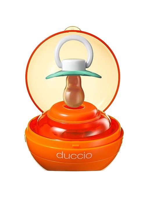45 opinioni per Quaranta Settimane QS005DA04 Duccio Sterilizzatore per Succhietti, Arancione,