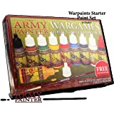The Army painter Warpaints Wargames Hobby Starter Paint Set WP8003 (Old Version)