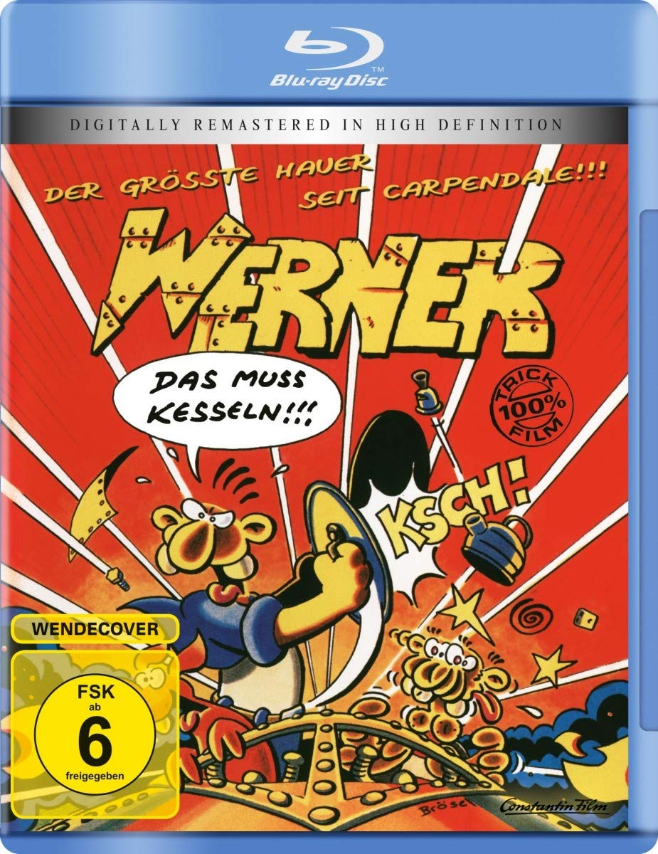 Amazon Com Werner Das Muss Kesseln Movies Tv