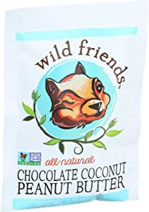 Chocolate Coconut Peanut Butter 1.15 Ounces (Case of 10)