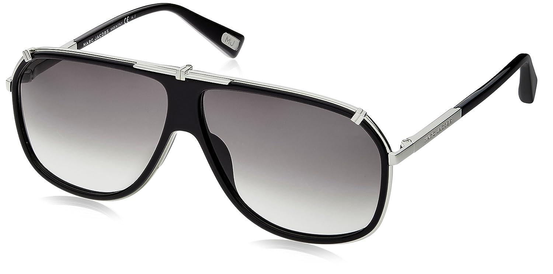 Marc Jacobs Unisex-Erwachsene Sonnenbrille MJ 305/S 5M 010, Silber (Palladium/Grey Ds Aqua), 62