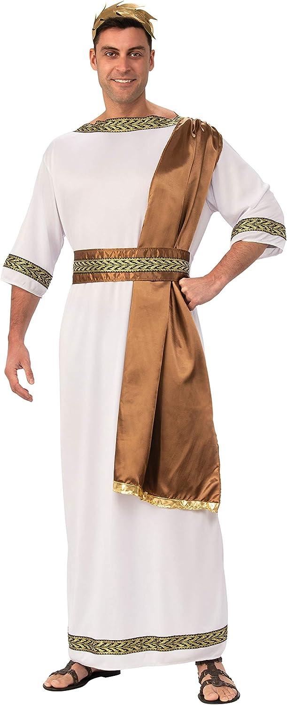 Bristol Novelty-AC734 Disfraz de Dios Griego con Faja, Color ...