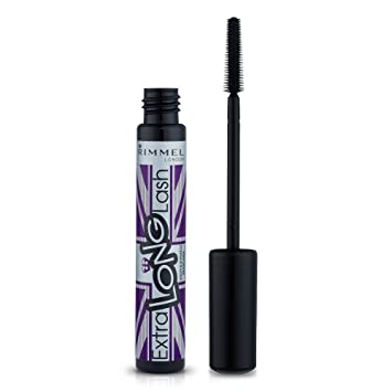 0a039b87083 Rimmel London Extra Long Lash Mascara, Extreme Black, 8 ml: Amazon.co.uk:  Beauty