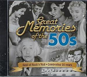 Great Memories of the 50's