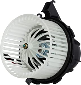 BOXI A/C AC Heater Blower Motor Fan Assembly for For Audi A4 S4 Q5 2009-2012 / Audi A5 S5 2008-2011 / 8K1820021C 8K1820021B
