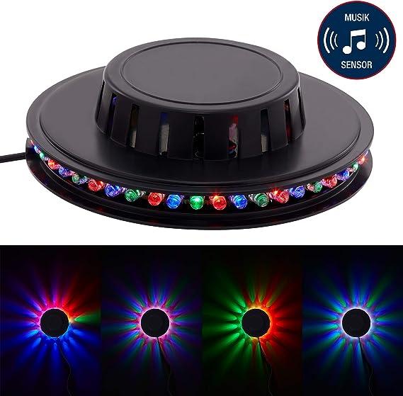 Zacfton Mini LED Licht: : Musikinstrumente
