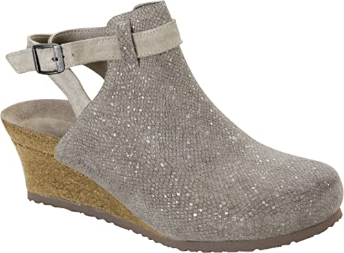 PAPILLIO BIRKENSTOCK ESRA scarpe sandali chiusi sabot zeppa (38 EU ... a26aaffebff