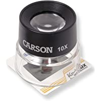 Carson LumiLoupe Power Stand Magnifier