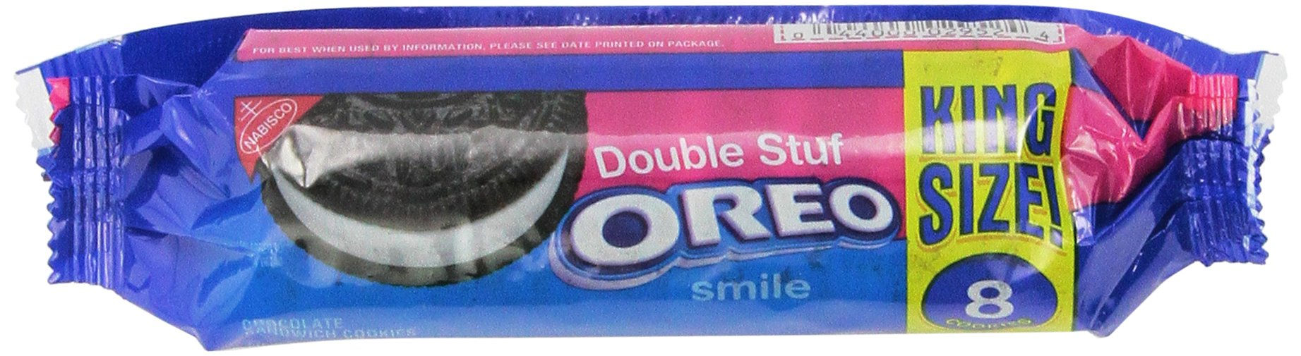 Nabisco Double Stuf Oreos 10 Packs of 8 Cookies Each
