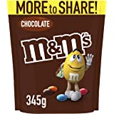 M&M's Milk Chocolate 345g Bag