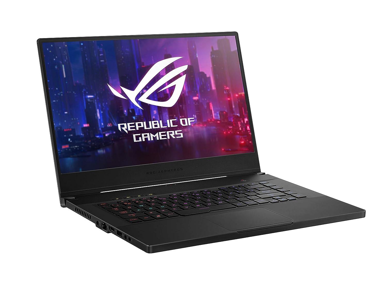 Asus GU502GU-XB74 ROG Zephyrus S Thin and Portable Gaming Laptop 15.6 144Hz FHD 16GB NVIDIA 1660Ti 512B PCIe SSD i7-9750H Per-Key RGB