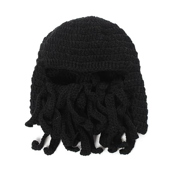 Amazon Soksar Octopus Hat Pattern Crochet Ski Octopus Hat Kids