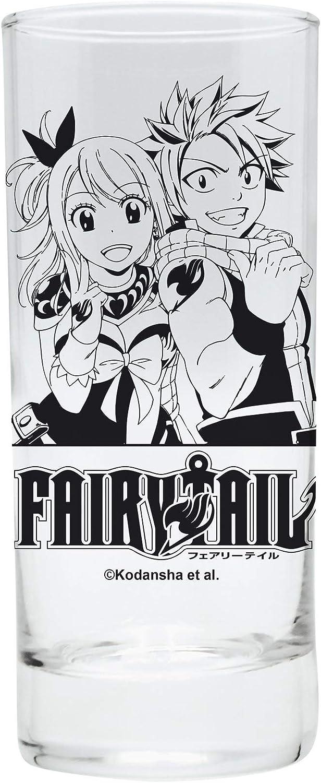 ABYstyle abyver039 Fairy Tail Natsu & Lucy vasos cristal: Amazon.es: Juguetes y juegos