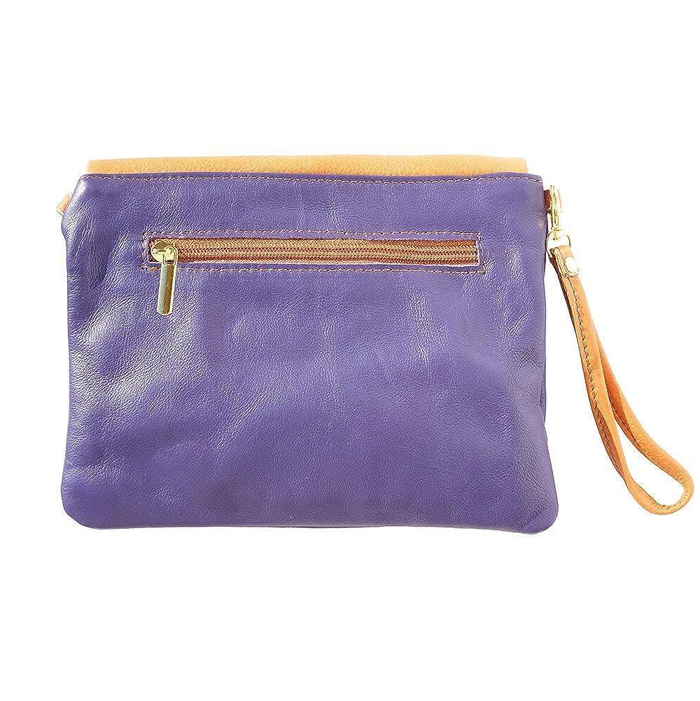 Florence Leather Market SOFT KUHLEDER Handgelenktasche 417 B01G0AT45K Clutches Clutches Clutches Hat einen langen Ruf 24fd80