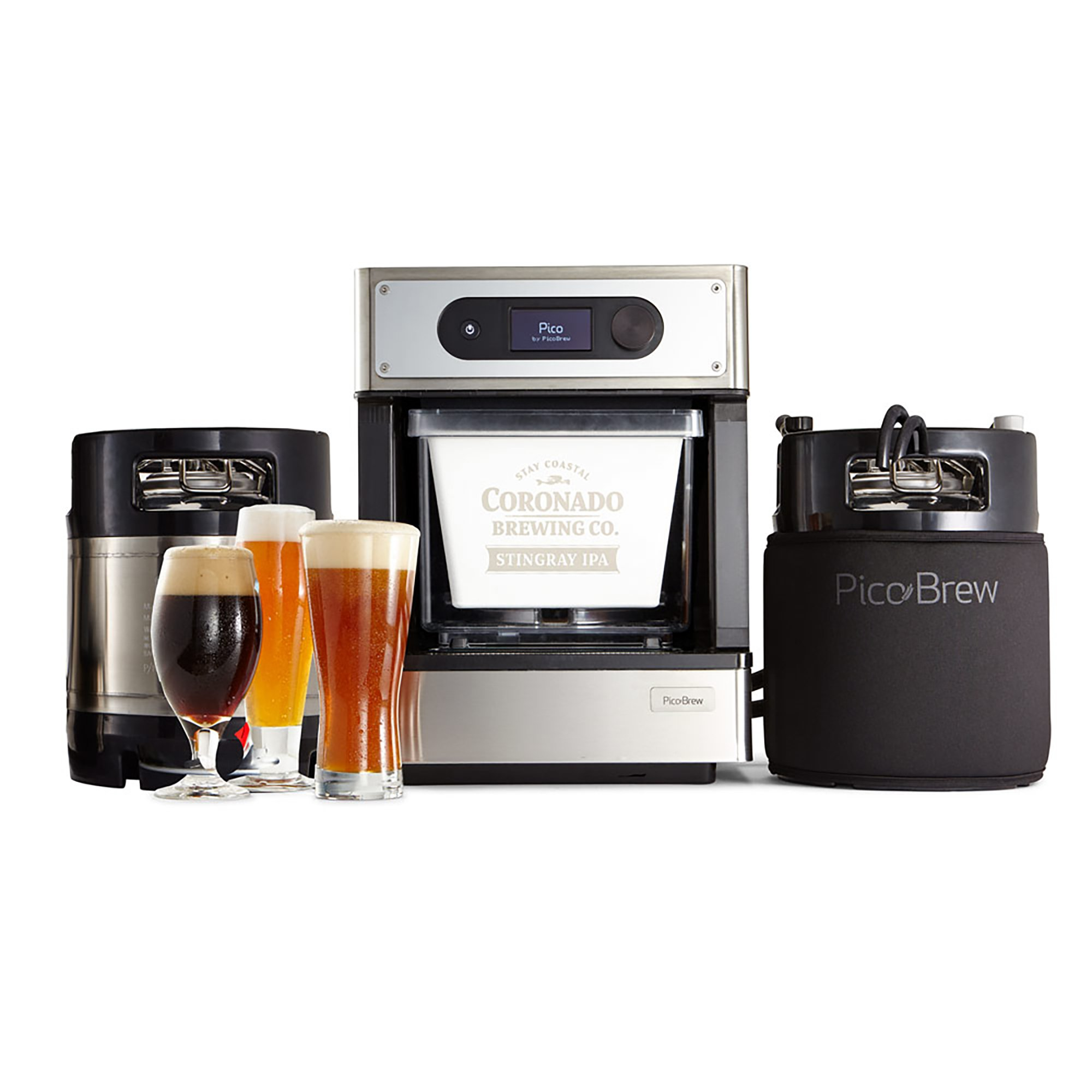 Pico Pro Craft Beer Brewing Appliance for Homebrewing by PicoBrew