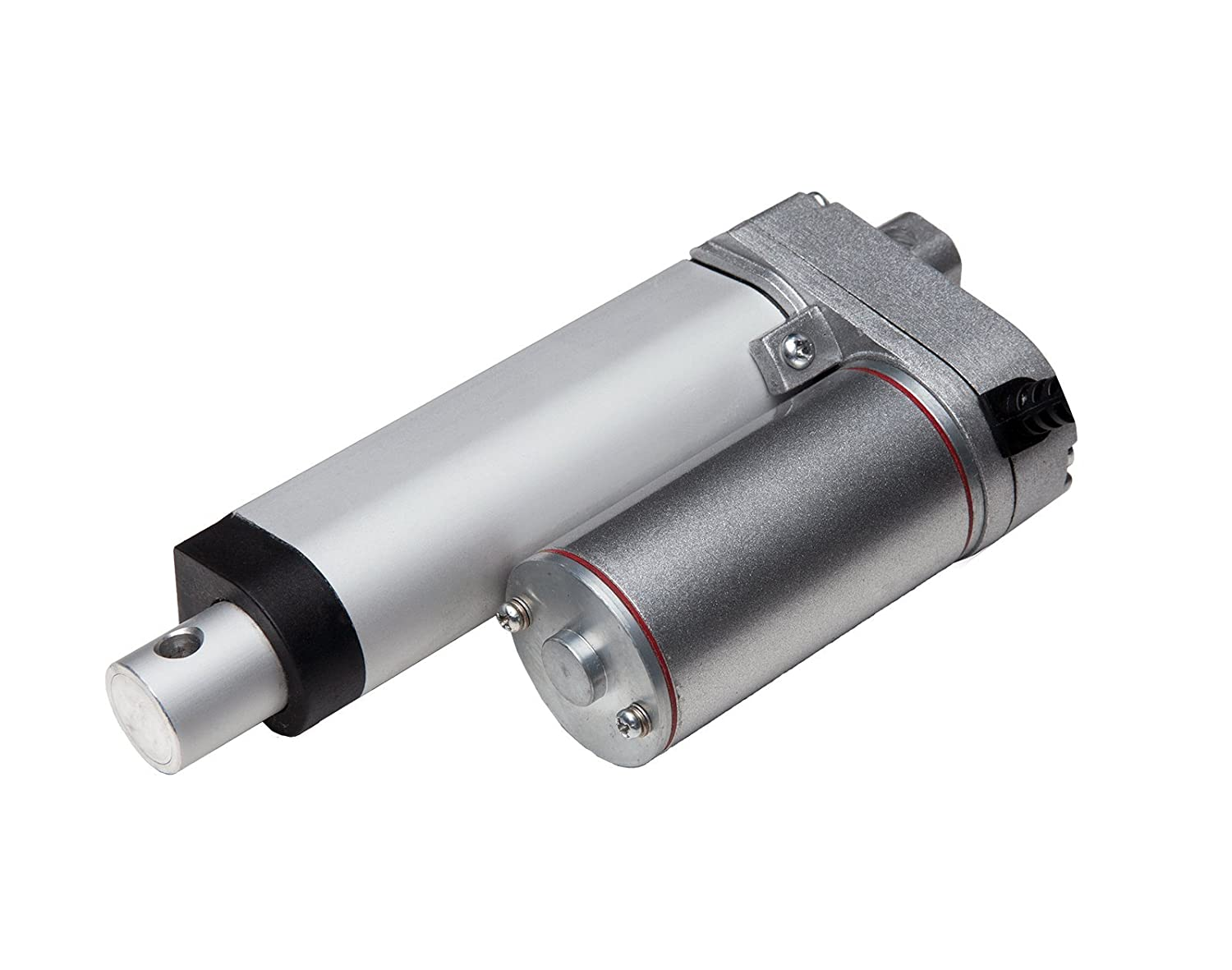 Force 50 lbs Progressive Automations Linear Actuator Stroke Size 4 Speed 1.2//sec 12 VDC