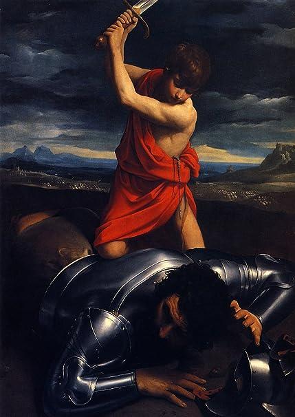 Amazon.com: Guido Reni: David and Goliath/David Kills ...