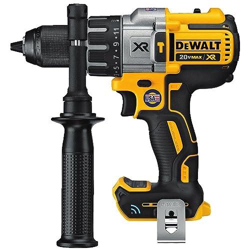 DEWALT 20V MAX XR Cordless Hammer Drill (DCD997B)