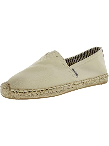 9c136c0f16 Joy and Mario Women s Huntington Beige Ankle-High Canvas Slip-On Shoes - 8.5