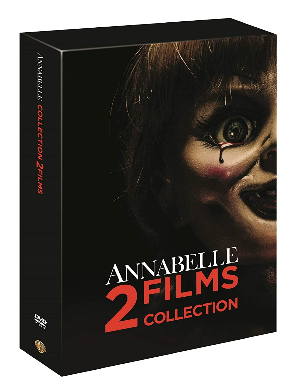Annabelle 1 & 2 [Francia] [DVD]: Amazon.es: Annabelle Wallis, Ward Horton, Talitha Bateman, Alicia Vela-Bailey, Philippa Coulthard, Alfre Woodard, ...