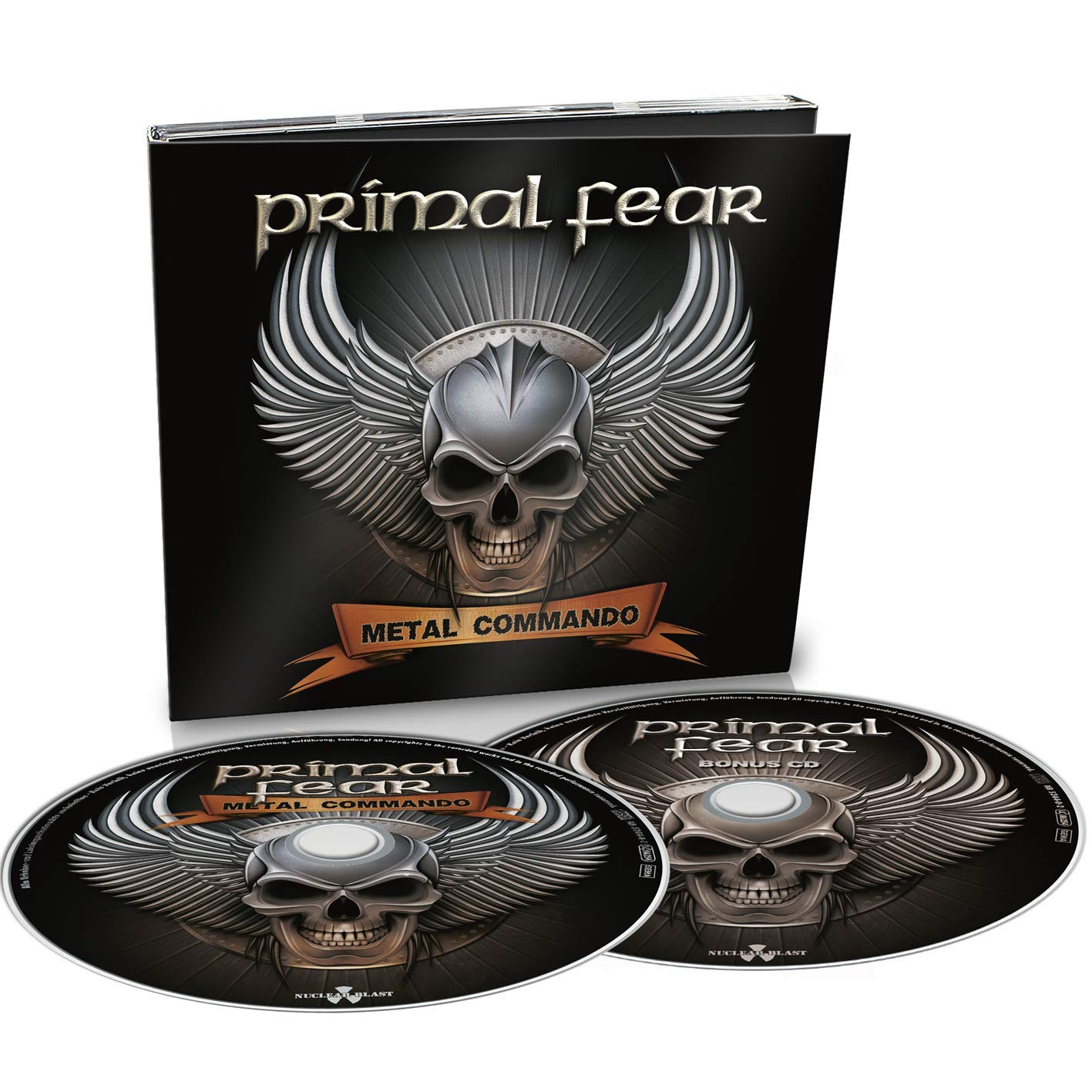 Primal Fear - Metal Commando (2 Cd)