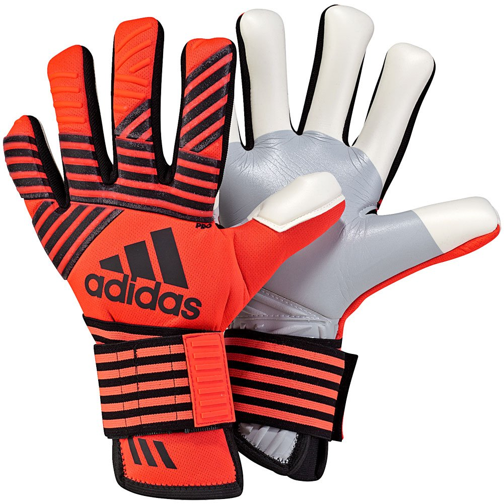 Adidas Ace Trans Pro Goalkeeper Gloves Red/Black 10