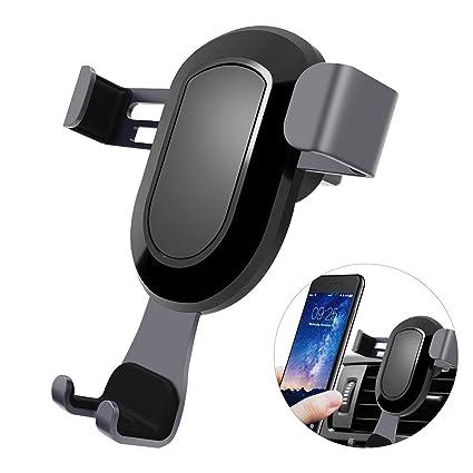Soporte para teléfono móvil Mount Phone Gravity Super Súper Air Vent Soporte para teléfono móvil Cuna