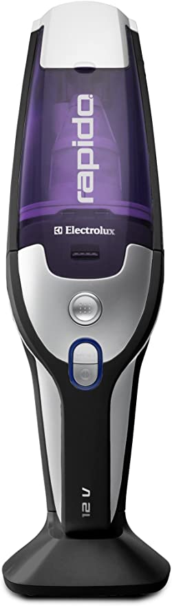 Electrolux ZB4112 - Aspirador de mano, color granito/púrpura ...