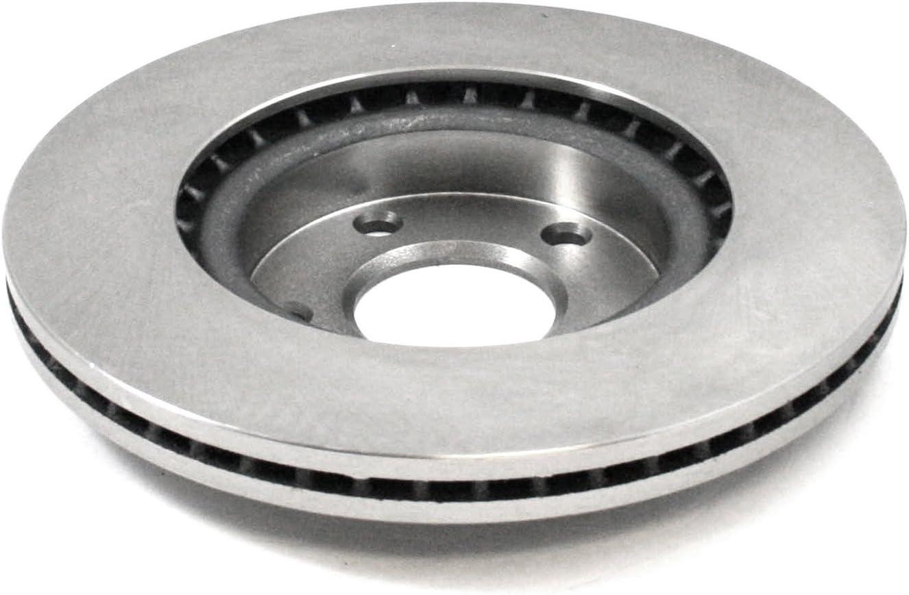 DuraGo BR31350 Front Vented Disc Brake Rotor