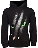 Dragons Sweat-shirts à capuche Krokmou Toothless griffe