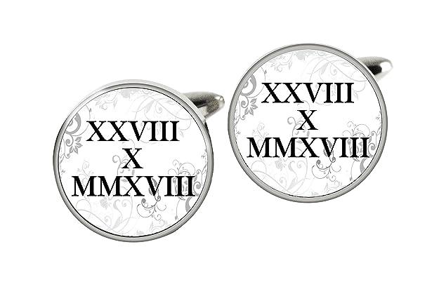 Personalizado personalizados de acero inoxidable números romanos ...