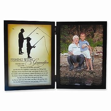Amazonde Großeltern Gifts Angeln Mit Opa Doppelt